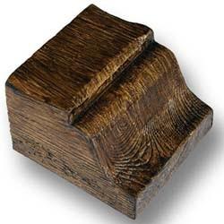 CS69dark oak - H-10 cm W-20 cm L-12 cm
